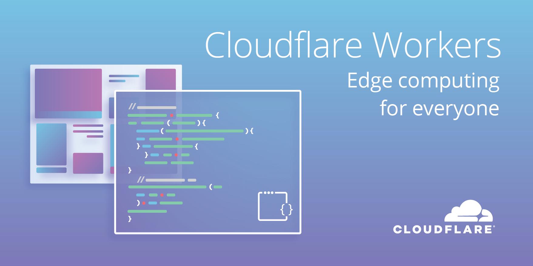 基于Cloudflare Wokers的Token Authentication(URL鉴权)